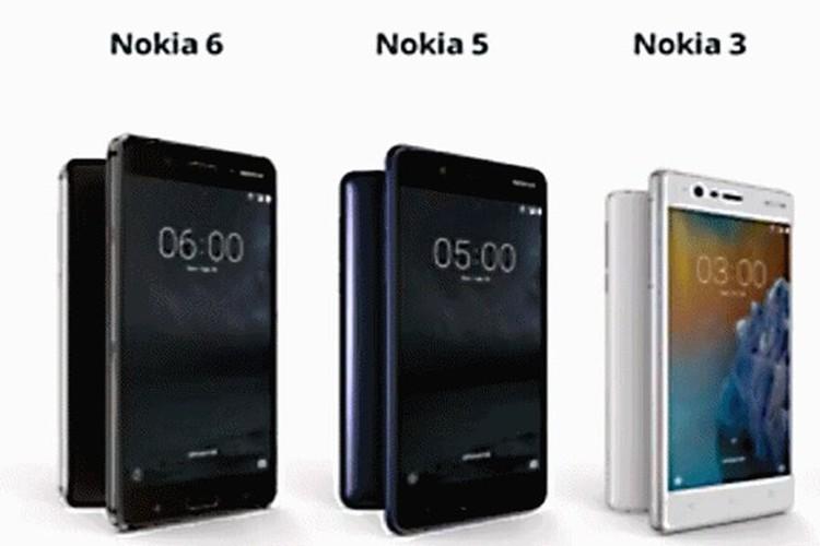 Do dang Nokia 3, Nokia 5 va Nokia 6 vua trinh lang-Hinh-5