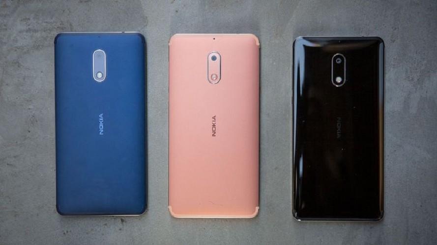 Do dang Nokia 3, Nokia 5 va Nokia 6 vua trinh lang-Hinh-8