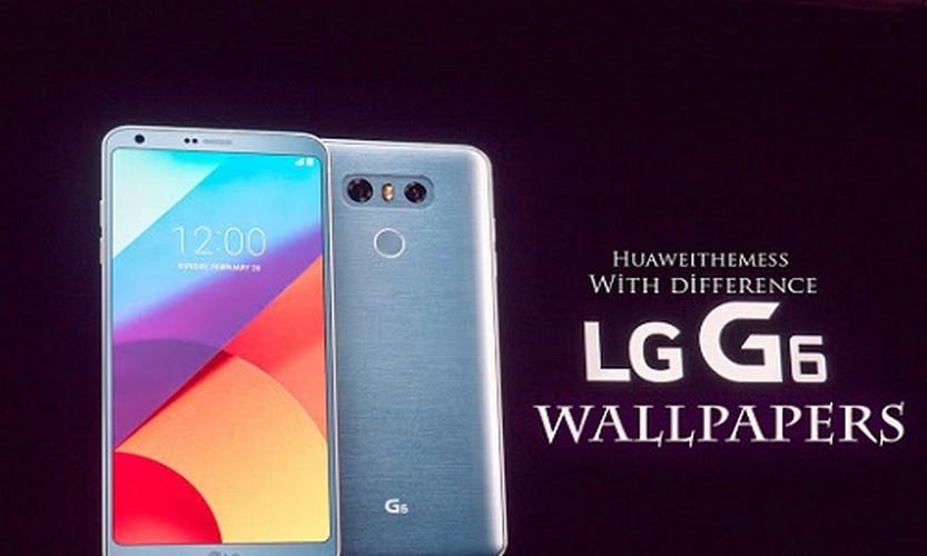 Can canh qua trinh tao hinh nen goc cua LG G6