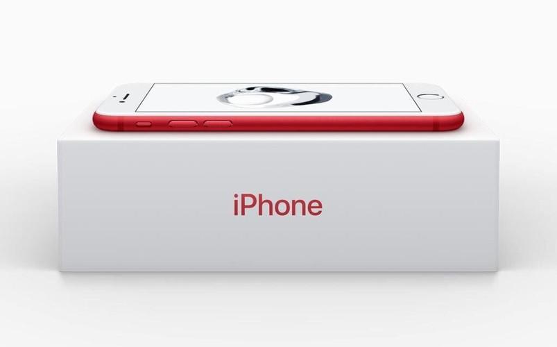 Sieu pham iPhone 7 mau do bi che gi sau khi ve Viet Nam?-Hinh-3