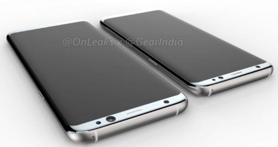 Tat tan tat ve hang hot Samsung Galaxy S8 truoc ngay ra mat