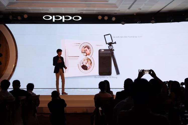 Hinh anh chi tiet Oppo F3, gia 7.490.000 dong tai Viet Nam-Hinh-13
