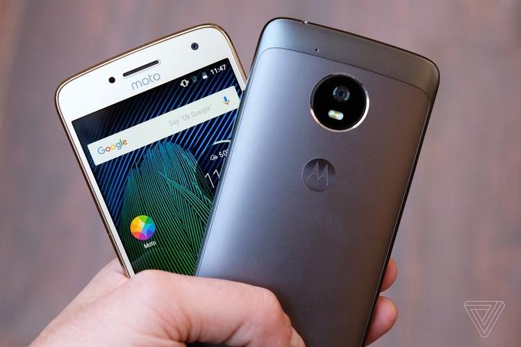 Top smartphone gia re dang mua trong thang 5