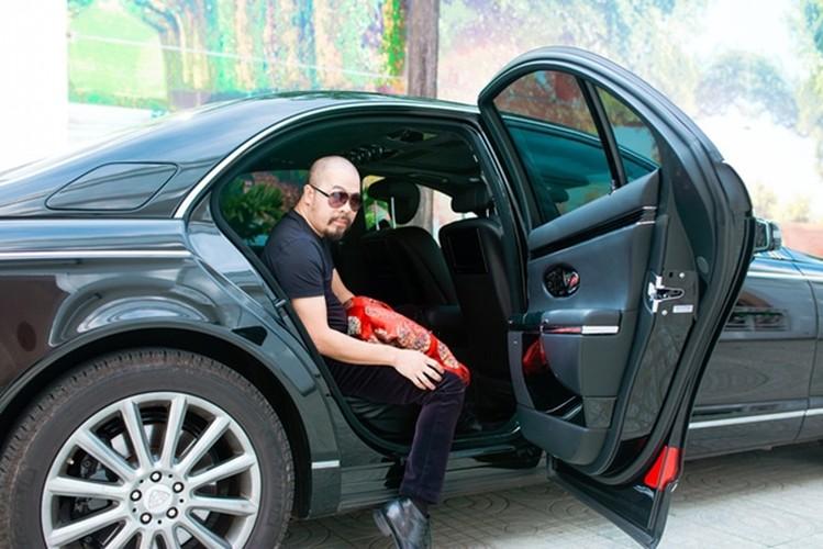 """Sao """"cuoi xe"""" tien ty: Ha Ho """"chua la gi"""" voi Thu Minh-Hinh-10"""