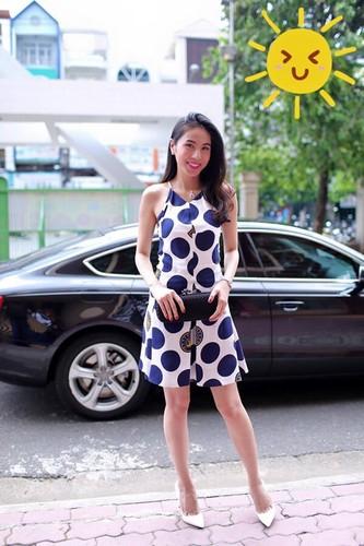 """Sao """"cuoi xe"""" tien ty: Ha Ho """"chua la gi"""" voi Thu Minh-Hinh-20"""