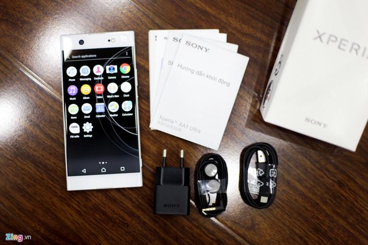 Mo hop Sony Xperia XA1 Ultra RAM 4G gia 8 trieu-Hinh-2