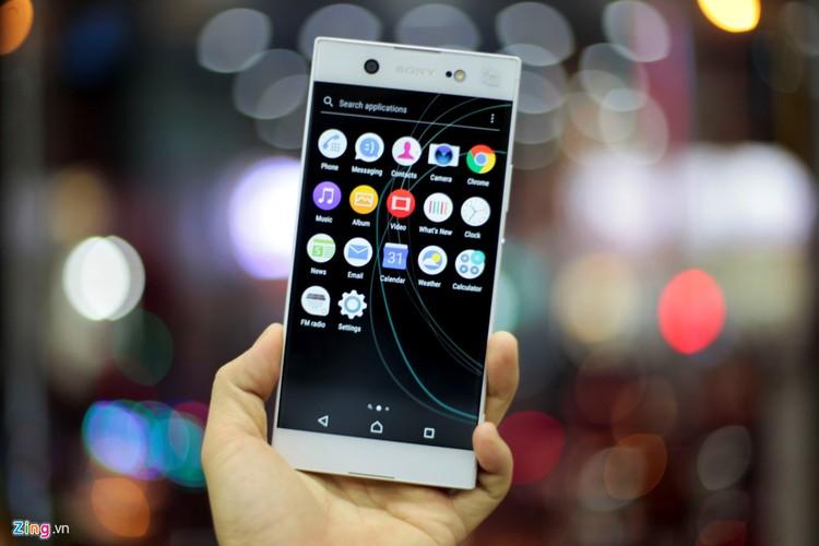Mo hop Sony Xperia XA1 Ultra RAM 4G gia 8 trieu-Hinh-3