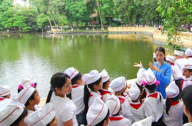 Ngoi nha san binh di trong Phu Chu tich tai Ha Noi-Hinh-6