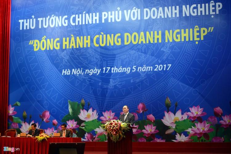 Doanh nhan trong buoi doi thoai voi Thu tuong Nguyen Xuan Phuc-Hinh-9
