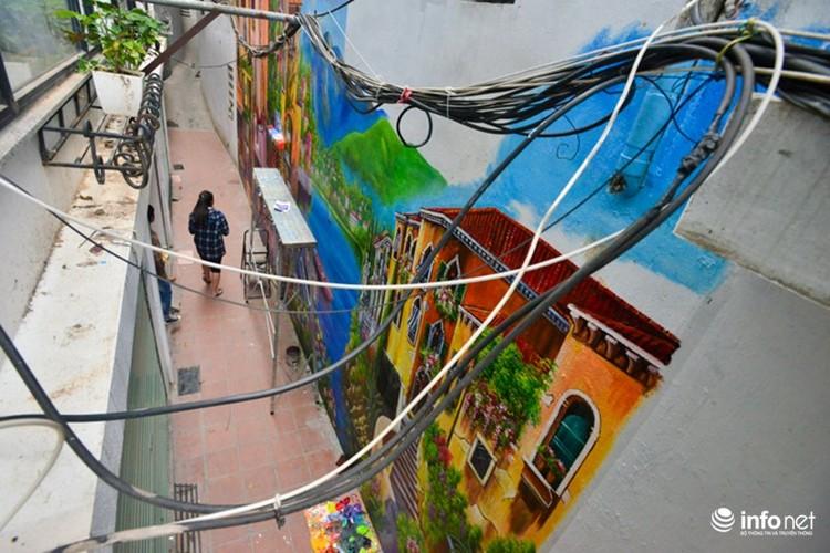 Ngo ngang ngo nho Venice tuyet dep giua Thu do Ha Noi-Hinh-3