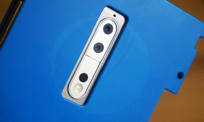 Lo dien ban mau Nokia 9 voi camera kep 13 MP