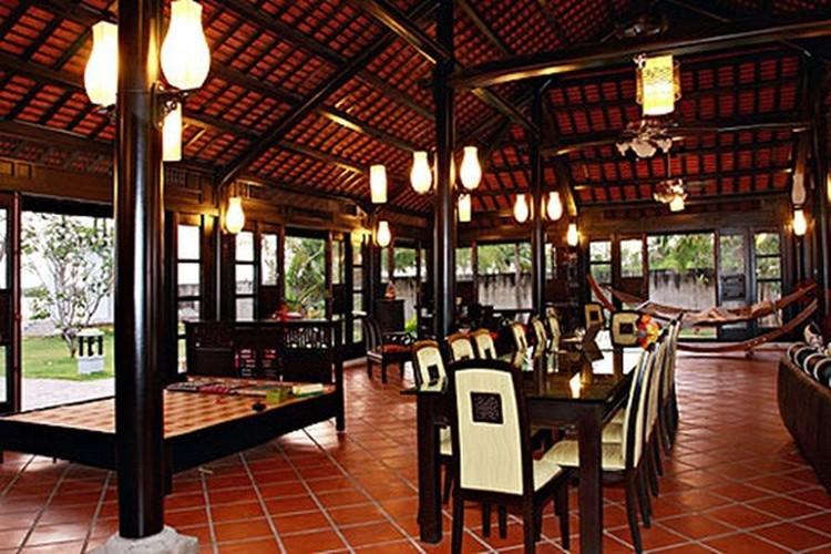 Choang ngop loat biet thu sieu sang cua Hoa hau Viet Nam-Hinh-15