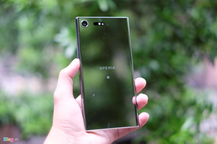Sony Xperia XZ Premium ra mat tai VN voi gia 18,5 trieu-Hinh-4