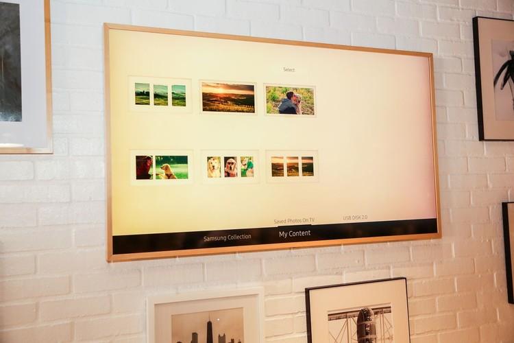 Can canh chiec TV dep nhu tranh nghe thuat cua Samsung-Hinh-8
