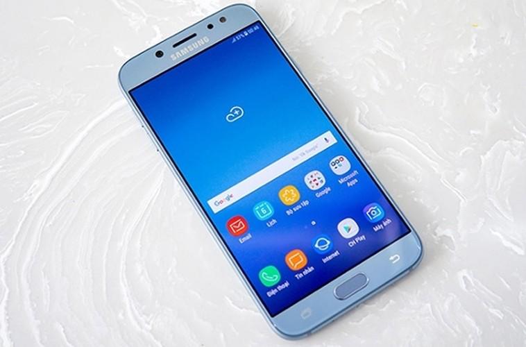 Ngang gia, Galaxy J7 Pro co gi khac so voi Galaxy A5 2016?-Hinh-9
