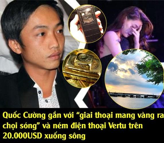 Choang vang dien thoai Vertu sieu dat cua dai gia Viet