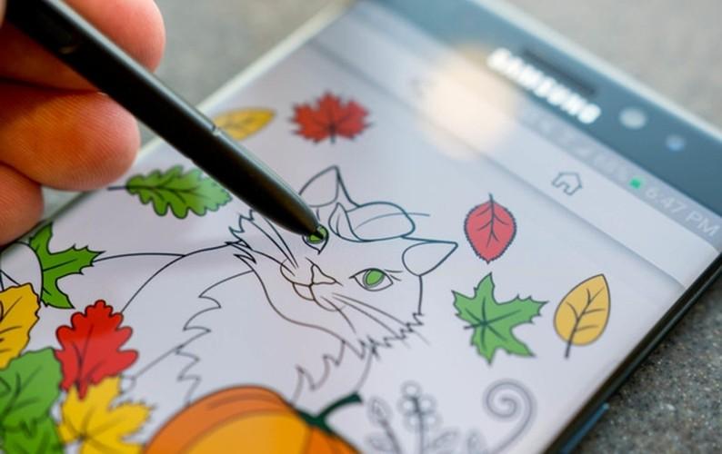 Nhung tinh nang duoc them muon tren Galaxy Note 8