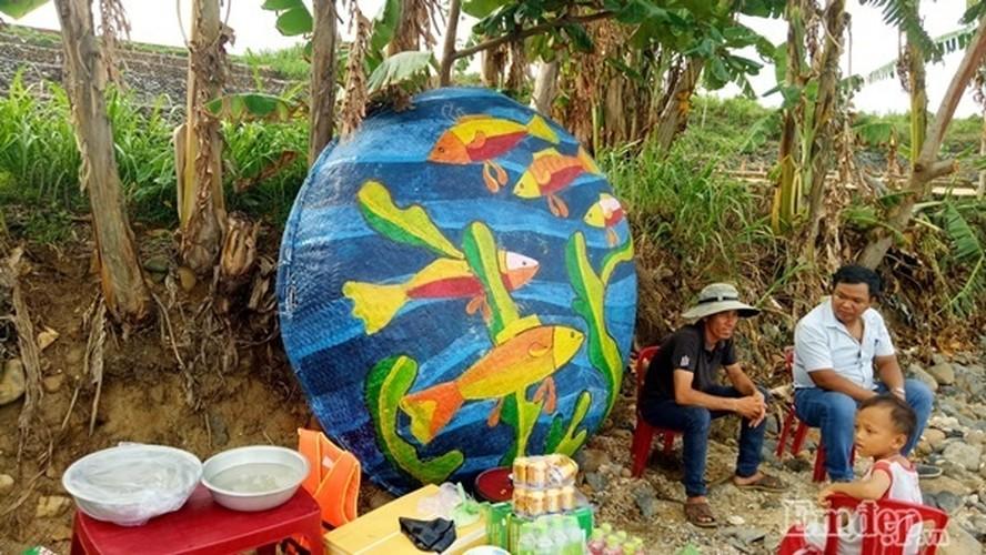 Lang bich hoa 3D phat sang trong dem doc nhat vo nhi o Quang Ngai-Hinh-12