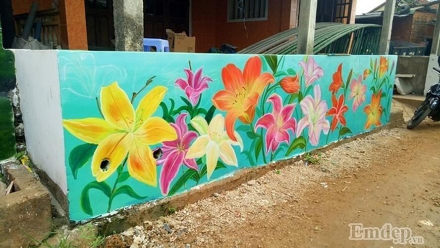Lang bich hoa 3D phat sang trong dem doc nhat vo nhi o Quang Ngai-Hinh-5