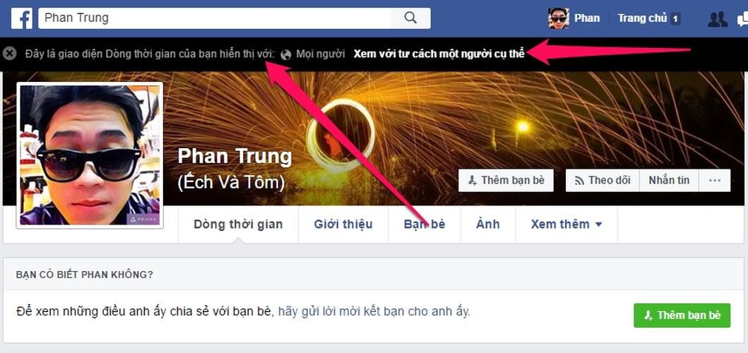 "Cach han che nguoi khac ""dao mo"" nhat ky cua ban tren Facebook-Hinh-3"