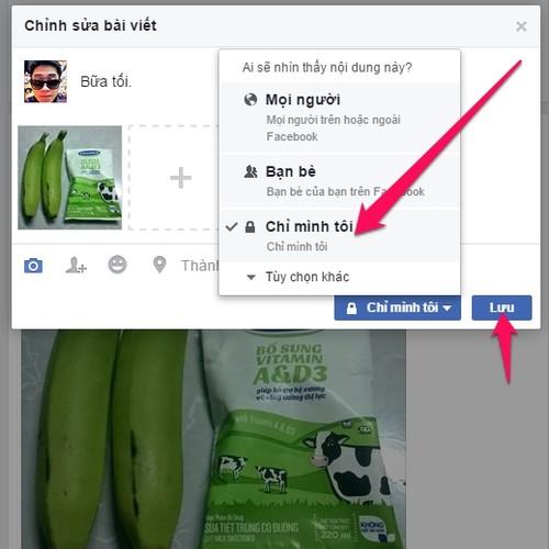 "Cach han che nguoi khac ""dao mo"" nhat ky cua ban tren Facebook-Hinh-4"