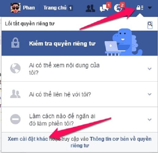 "Cach han che nguoi khac ""dao mo"" nhat ky cua ban tren Facebook-Hinh-5"