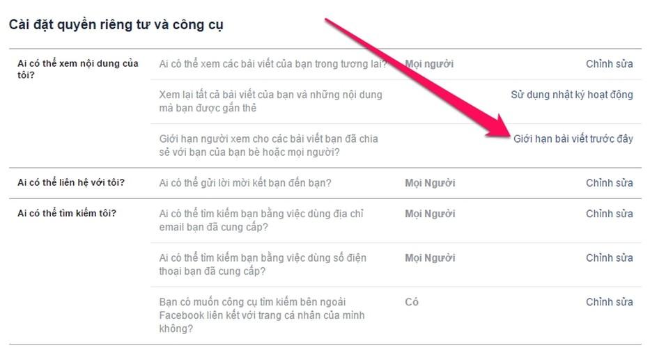 "Cach han che nguoi khac ""dao mo"" nhat ky cua ban tren Facebook-Hinh-6"