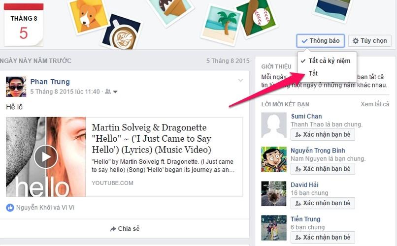 "Cach han che nguoi khac ""dao mo"" nhat ky cua ban tren Facebook-Hinh-8"