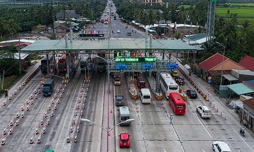Anh: Hang nghin oto ne tram thu phi Cai Lay-Hinh-2