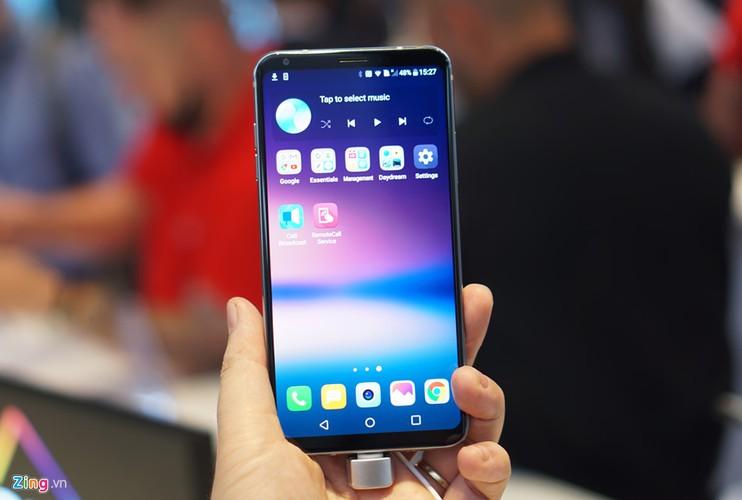 Anh thuc te LG V30: Dinh cao cua dien thoai Android-Hinh-10