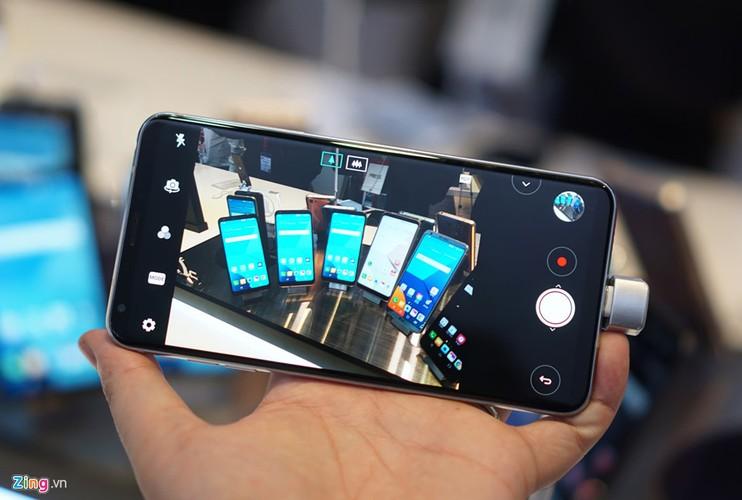 Anh thuc te LG V30: Dinh cao cua dien thoai Android-Hinh-11