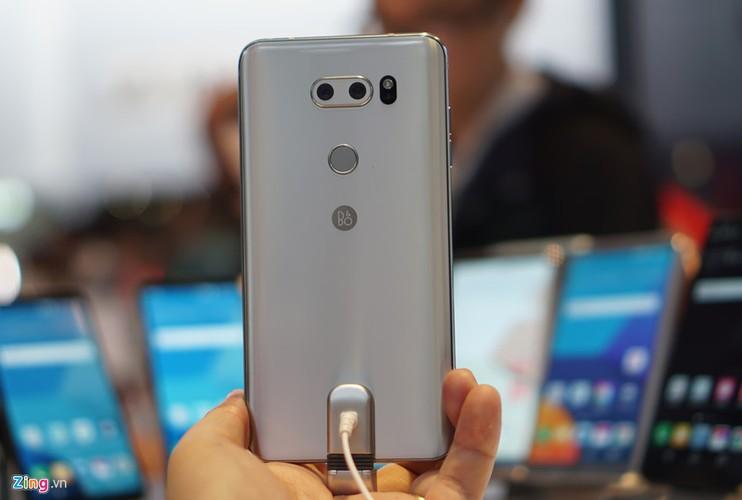Anh thuc te LG V30: Dinh cao cua dien thoai Android-Hinh-13