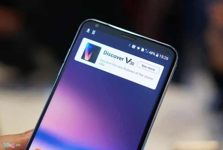 Anh thuc te LG V30: Dinh cao cua dien thoai Android-Hinh-7