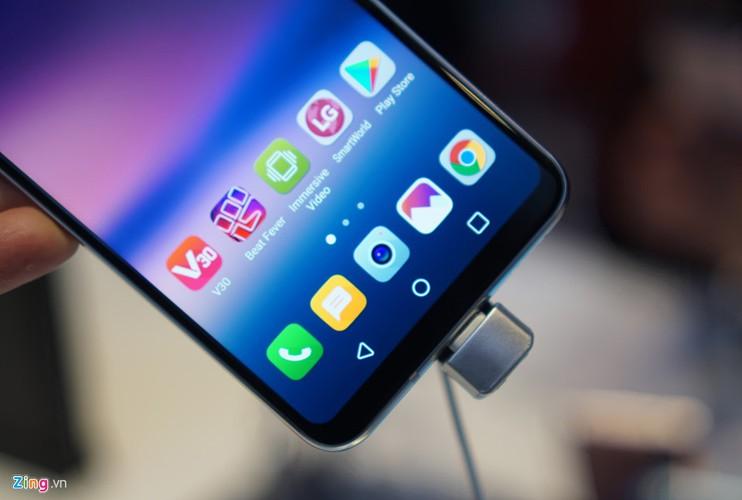 Anh thuc te LG V30: Dinh cao cua dien thoai Android-Hinh-8