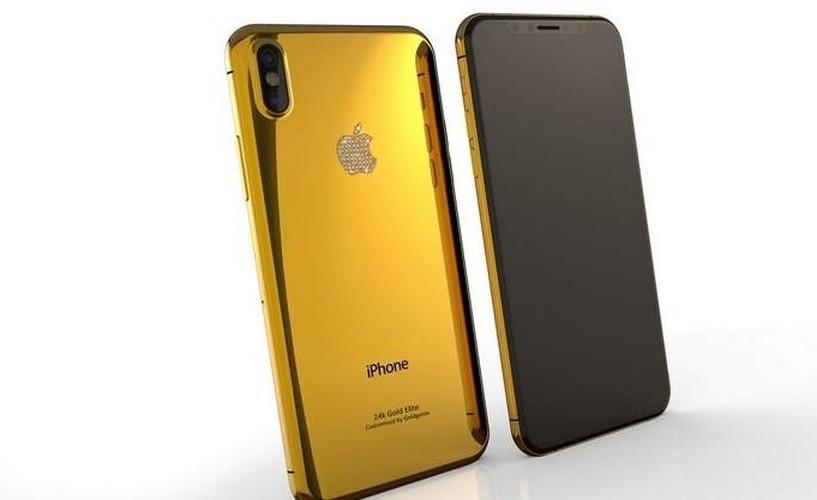 Chiem nguong tan mat iPhone 8 phien ban ma vang cuc chat-Hinh-3