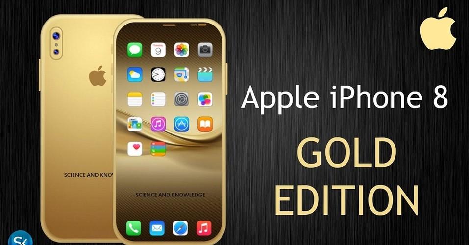 Chiem nguong tan mat iPhone 8 phien ban ma vang cuc chat-Hinh-4
