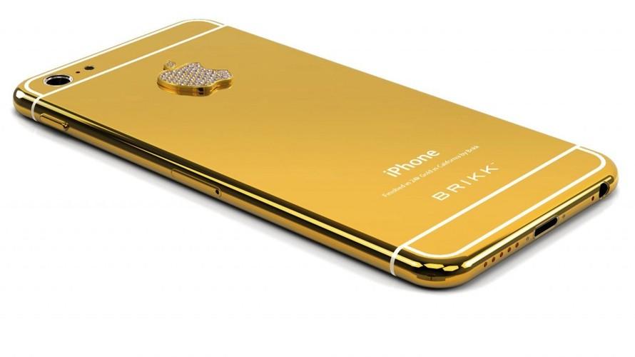 Chiem nguong tan mat iPhone 8 phien ban ma vang cuc chat-Hinh-5