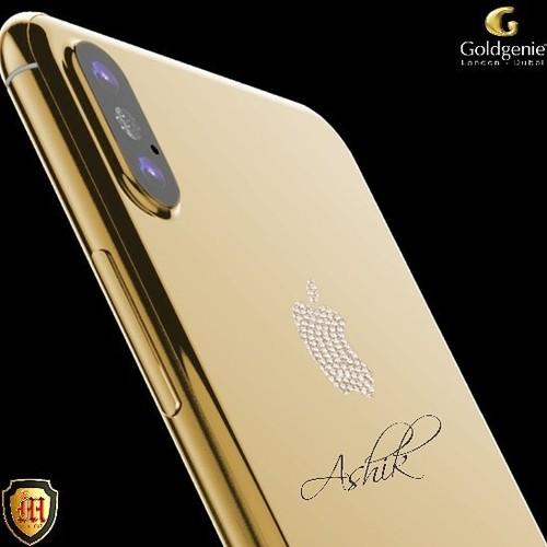 Chiem nguong tan mat iPhone 8 phien ban ma vang cuc chat-Hinh-8