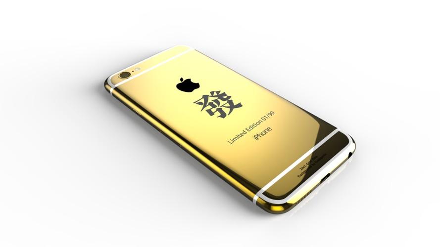 Chiem nguong tan mat iPhone 8 phien ban ma vang cuc chat-Hinh-9