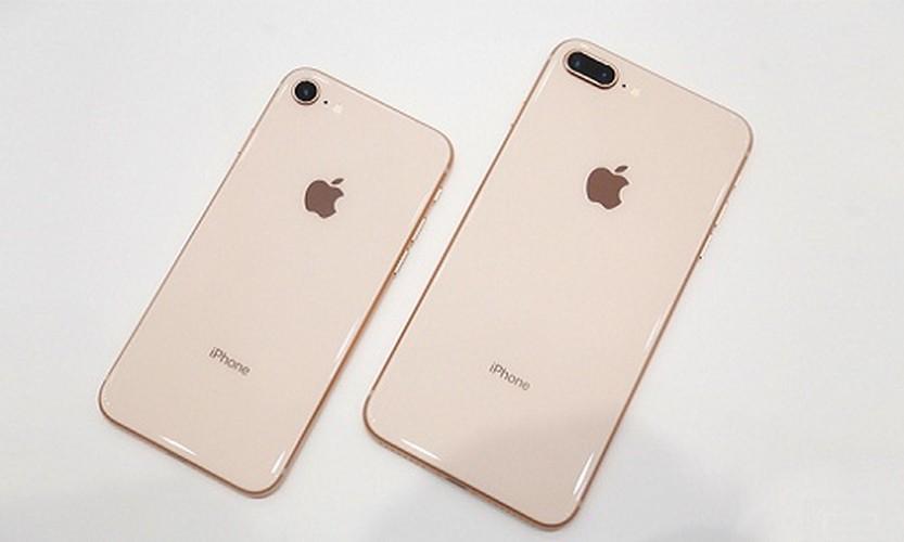 "Soi diem yeu khien iPhone 8/8 Plus vua ra mat da bi ""nem da"""