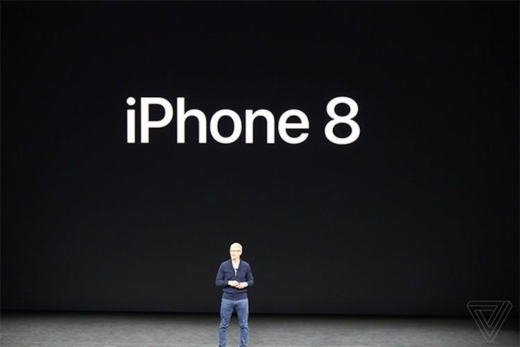 "Can canh ""bom tan"" iPhone 8/iPhone 8 Plus vua chinh thuc ra mat"