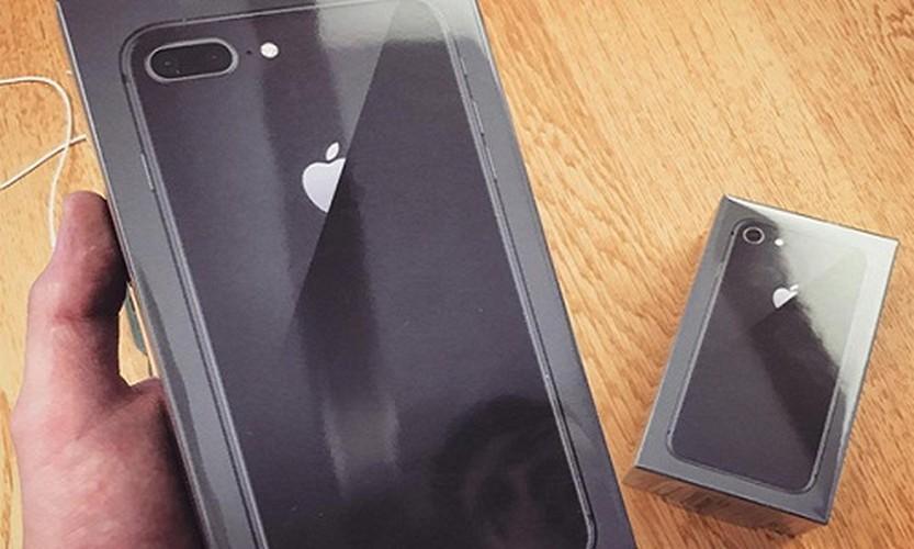 Anh nong: iPhone 8 dau tien den tay nguoi dung-Hinh-3