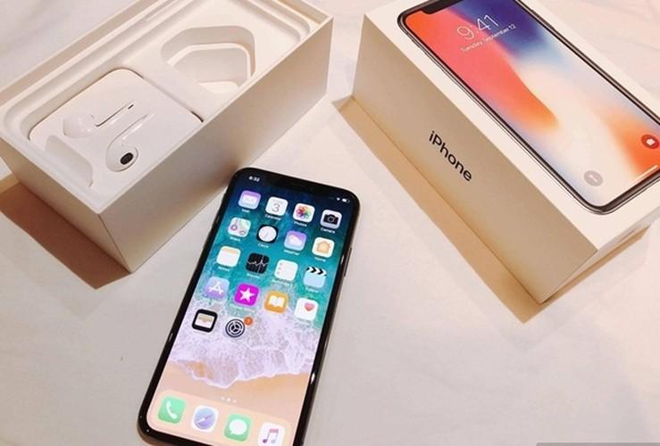 Anh nong iPhone X dau tien ve Viet Nam, gia 68 trieu-Hinh-11