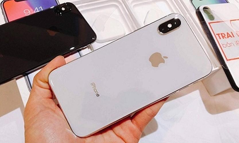 Anh nong iPhone X dau tien ve Viet Nam, gia 68 trieu-Hinh-12