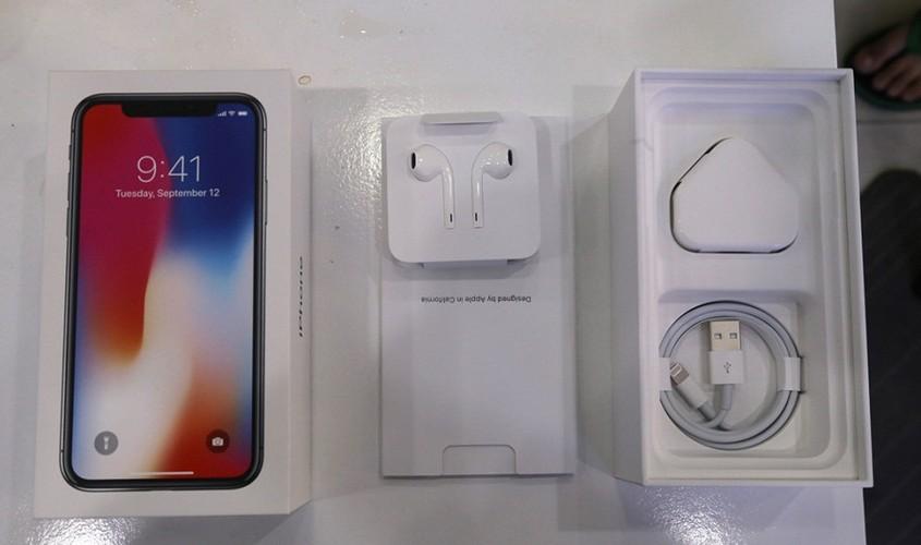 Anh nong iPhone X dau tien ve Viet Nam, gia 68 trieu-Hinh-4