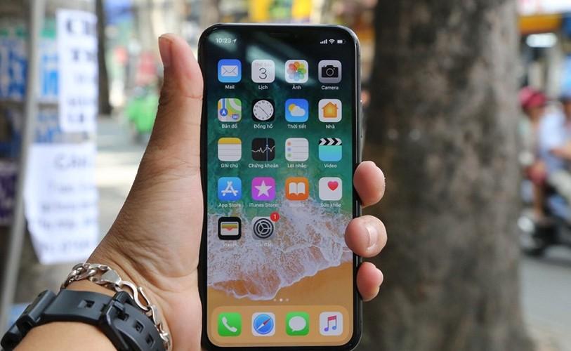 Anh nong iPhone X dau tien ve Viet Nam, gia 68 trieu-Hinh-5