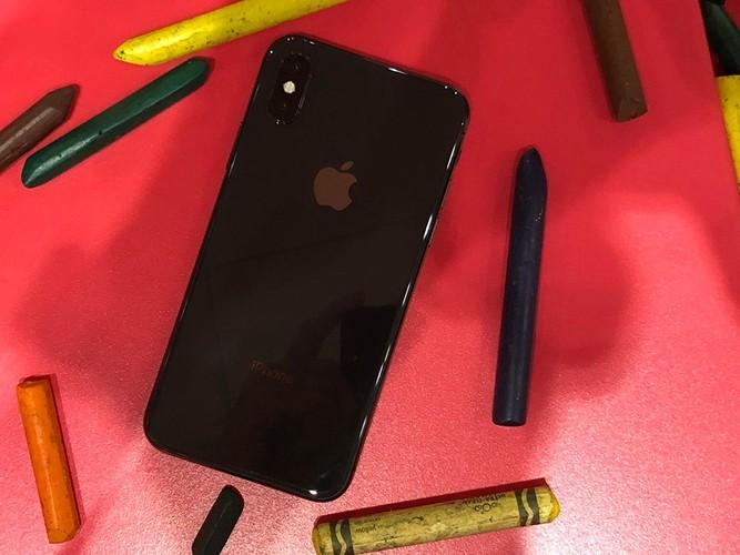 Anh nong iPhone X dau tien ve Viet Nam, gia 68 trieu-Hinh-7