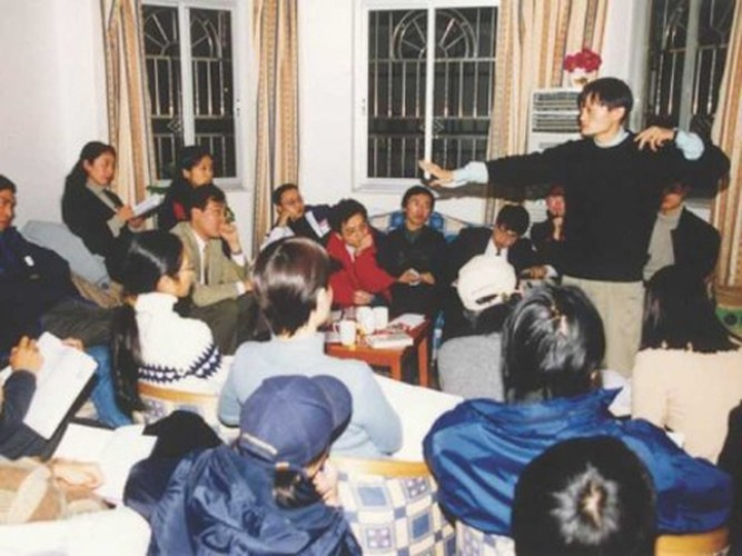 Ben trong can ho nho cua Jack Ma ngay dau lap nghiep-Hinh-2
