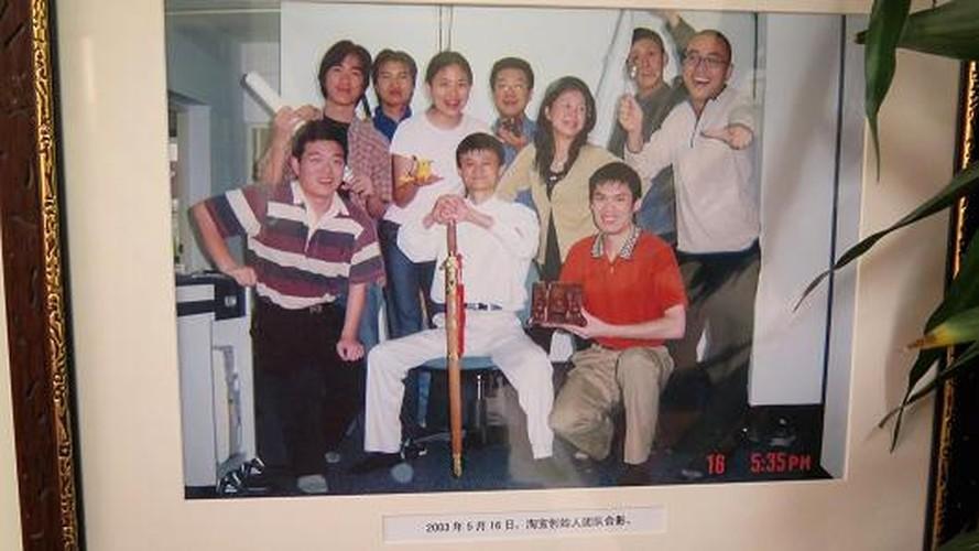 Ben trong can ho nho cua Jack Ma ngay dau lap nghiep-Hinh-3
