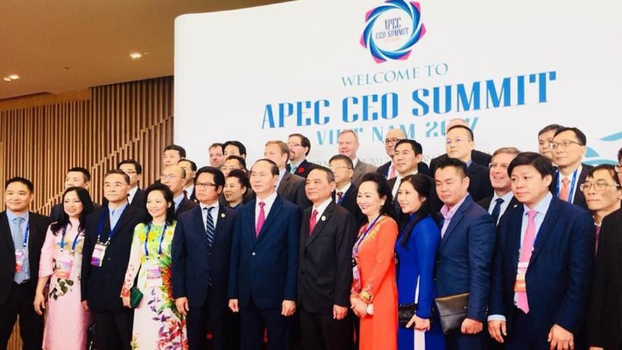 Doanh nhan the gioi thao luan gi tai APEC 2017?-Hinh-2